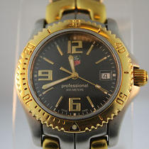 TAG HEUER TWO TONE PROFESSIONAL 200 METERS 36mm Photo